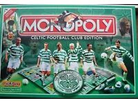 Celtic Football Club Monopoly £20 ONO