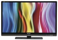 Sharp AQUOS QUATTRON LC-60LE832U LED-LCD TV SMART 240HZ