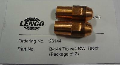 Lenco B-144 Spot Welding Tip Part 26144