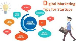 SEO and Digital Marketing for Startup and Small Business
