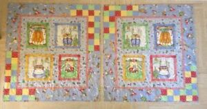 Quilts-handmade twin boys