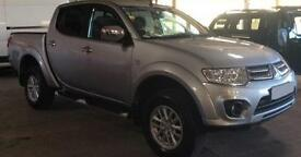 Mitsubishi L200 Trojan FROM £62 PER WEEK!
