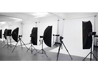 Great Photography Studio in the heart of East London!
