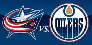 Oilers vs Blue Jackets - Dec 13