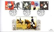 Olympic Stamps First Day Covers