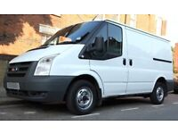 MAN & VAN based N8 with helpful working driver. Search VAVAVAN for more details.