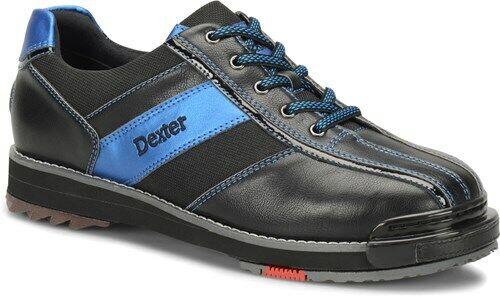Men's Dexter SST8 PRO Black/Blue Interchangeable Bowling Sho