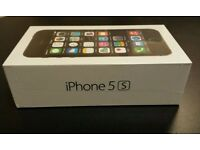 Sealed new iPhone 5s