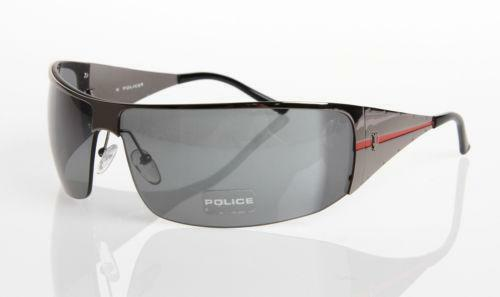 aa91ac279ff Police Sunglasses Gunmetal