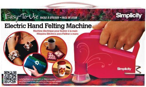 viking felting machine