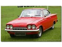 CLASSIC CARS WANTED IMMACULATE OR GARAGE FIND PROJECTS ** ALL MAKES & MODELS **