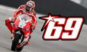Nicky Hayden Decal