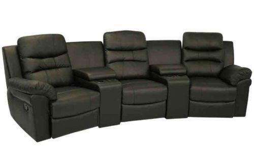 Home Theater Seating 2 Ebay