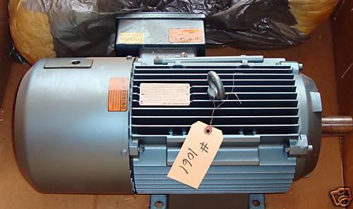 Sew Eurodrive Electric Motor New 3.5 - 7.5 HP