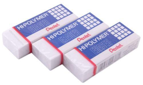 Pentel Hi Polymer Eraser Ebay