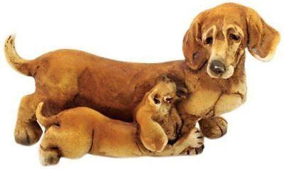 - My Fairy Gardens Fairy Dachshunds Dog Accessories Figure Miniature 4126