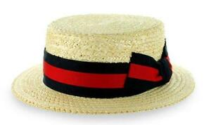 Men s Boater Hats 0fa604beb48b