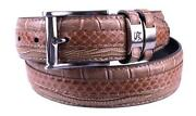 Taupe Belt Mens