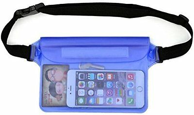 Waterproof Bag Fanny Pack For Sports Travel Water Parks Boating Beach SHIPS FAST