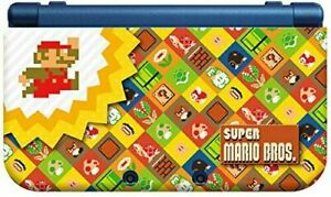 New 3DS XL , Mario Bross , plaquettes protection