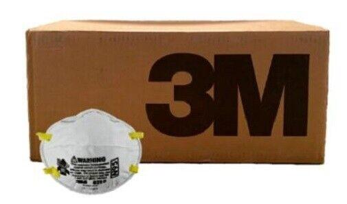 3M8210 N95 Particulat Respiratoor, 1 CASE OF 8 BOXES EXP. DATE 05/2026 Auto Paints & Supplies