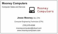Mooney Computers - (Lindsay, Ontario)