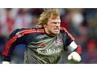 Goalkeeper wanted - Mondays, 7-a-side, Mile End Stadium