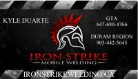 >>>>IRON STRIKE MOBILE WELDING (PROFESSIONAL WELDERS)<<<<
