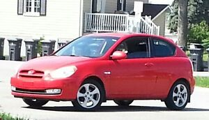 Hyundai Accent HB GS Sport 2007 toit ouvrant/ sunroof