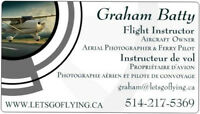 Private Flight Instruction - Flying Lessons