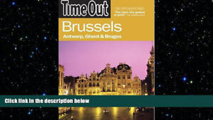 Time Out Brussels (Antwerp, Ghent & Bruges) Book