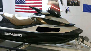 BOMBARDIER SEA-DOO GTX 255 LIMITED IS  2009