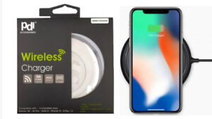 New Wireless Charger  for: Galaxy S8, S8 Plus, iPhone 8, etc