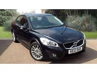 Volvo C30 2.0D3 SE Lux Automatic 3 Door Coupe Black Metallic 2012