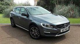Volvo V60 2.4TD D4 ( 190bhp ) AWD 4X4 ( s/s ) Geartronic 2016MY Cross Country