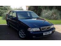 Volvo S70 2.5 T SE Petrol Manual 4 Door Blue 1998