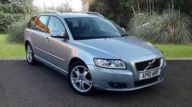 Volvo V50 2.0D 2010MY SE Lux