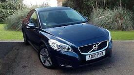 Volvo C30 S 1.6DRIVe Manual Coupe Blue 2010 3 DOOR COUPE
