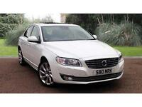 Volvo S80 2.0TD ( 181bhp ) ( s/s ) Geartronic 2016MY D4 SE Lux