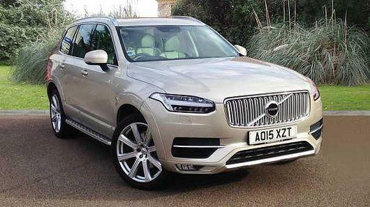 volvo xc90 2 0td d5 awd inscription 2015 automatic sand metallic in saxmundham suffolk gumtree. Black Bedroom Furniture Sets. Home Design Ideas