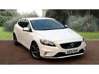 Volvo V40 D2 R-Design 1.6D 5dr 2015 Manual White