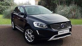 Volvo XC60 2.4TD ( 181bhp ) 4X4 ( s/s ) 2014.5MY SE Lux Nav Saville Grey