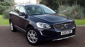 Volvo XC60 2.4D SE Lux Manual Crossover 4WD Grey 2013