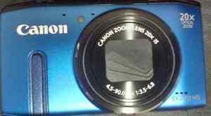 Canon Powershot SX 270 HS - BLUE