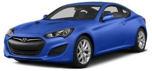 2013 Hyundai Genesis Coupe 2.0T Premium Manual Transmission