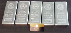 Silver Coins & Silver Bars For Sale. RCM, Pure Bullion Kingston Kingston Area image 10