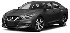 2018 Nissan Maxima SL Navigation, Leather, Backup Camera
