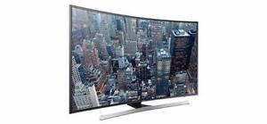 """LED 55"""" UHD 3D 4K 240Hz Courbé Smart Samsung ( UN55JU7700 )"""