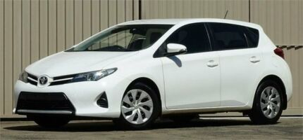 2013 Toyota Corolla ZRE182R Ascent White 7 Speed CVT Auto Sequential Hatchback Lismore Lismore Area Preview