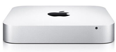 Apple Mac Mini Desktop MD388LL/A Core i7-3615QM 1000GB HDD 8GB RAM OS10.13